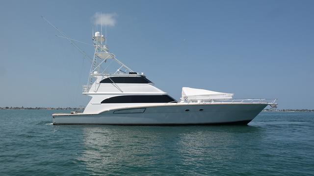 Donzi yacht Reel Screamer sold