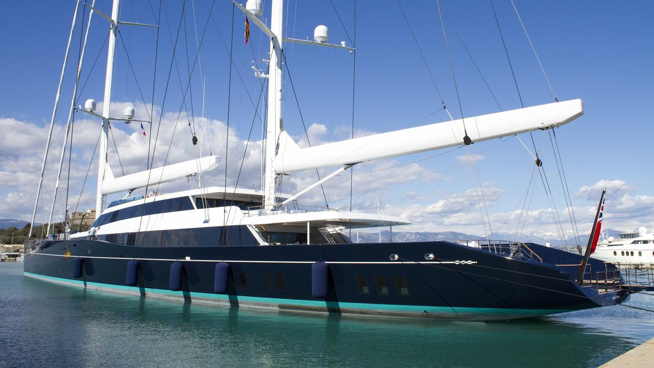 Top 11 Largest Sailing Yachts Inmare